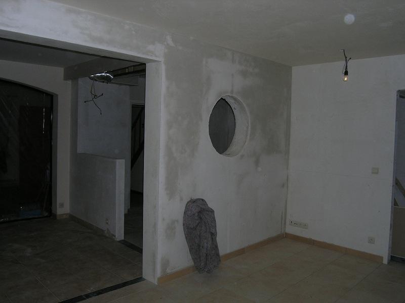 Enduit int rieur et plafonnage bruxelles - Crepi interieur plafond ...